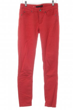 Set Skinny Jeans rot Casual-Look