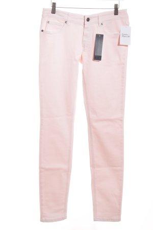 Set Slim Jeans rosé Casual-Look