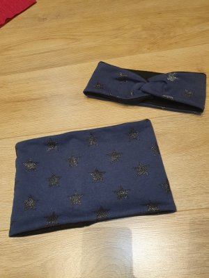 Ohne Snood black-dark blue