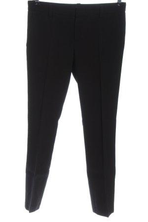 Set Pantalón tipo suéter negro estilo «business»