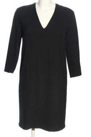Set Robe stretch noir style décontracté