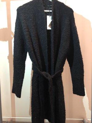 SET Urban Deluxe Cardigan a maglia grossa nero