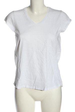 Set T-shirt biały W stylu casual