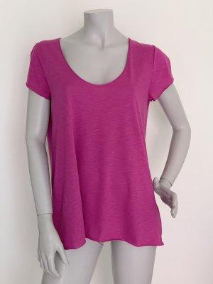 Set Basic Shirt magenta