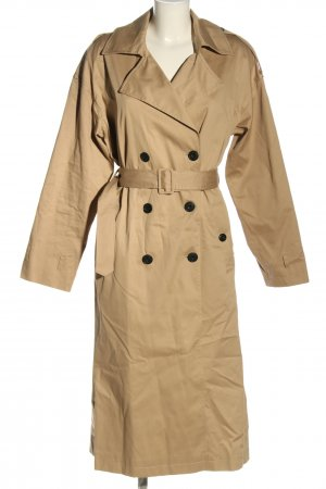 Set Trenchcoat wollweiß Casual-Look