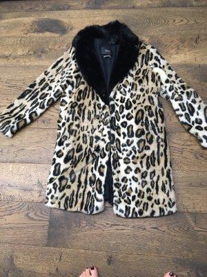 SET Urban Deluxe 36 Mantel Leoparden Print