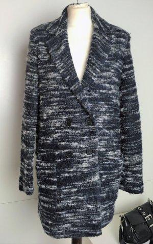 SET Urban Deluxe Giacca di lana multicolore Tessuto misto