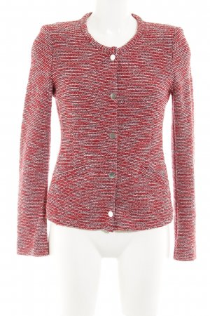 SET Urban Deluxe Strick Cardigan Streifenmuster Casual-Look