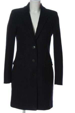 Set Winter Coat blue business style