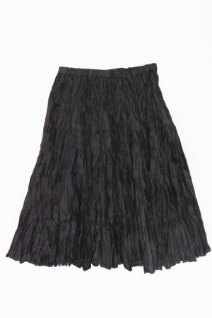 Spódnica ze stretchu czarny