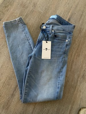 Seven for all mankind Skinny Fit Jeans, Gr.26, wie neu