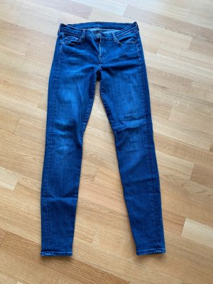 "Seven for all mankind  ""The Skinny"" Jeans 28"