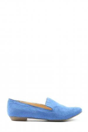 Seven seconds Moccasins blue casual look
