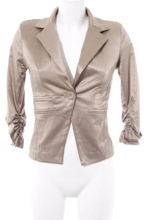 Seven Sisters Kurz-Blazer beige Business-Look