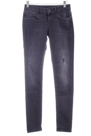 Seven Sisters Skinny Jeans schwarz-dunkelgrau Casual-Look