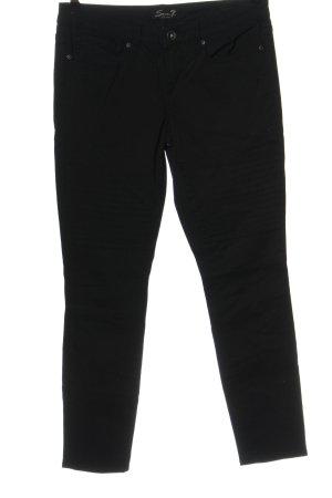Seven7 Slim Jeans schwarz Casual-Look
