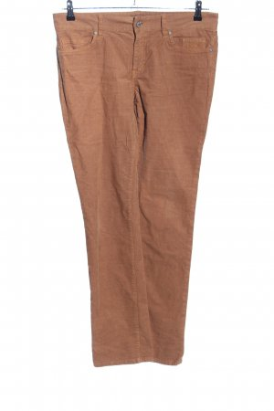 Seven7 Corduroy Trousers brown casual look