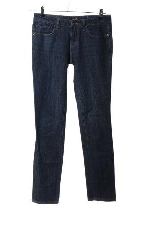 Seven7 Slim Jeans blau Casual-Look