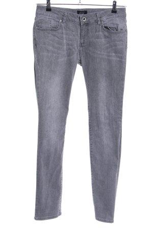 Seven7 Slim Jeans hellgrau Casual-Look