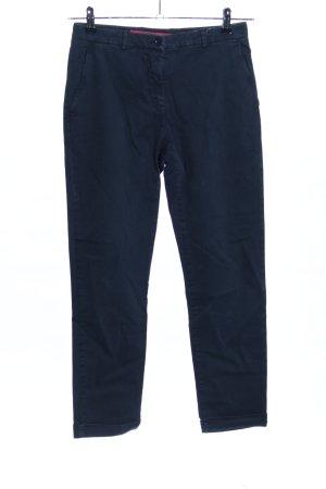 Seventy Chinohose blau Casual-Look