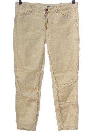 seventy-one Jeans vita bassa bianco sporco stile casual