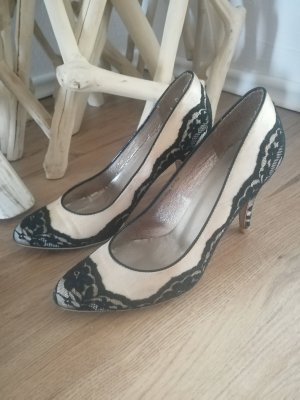 sex and the City pumps spitze