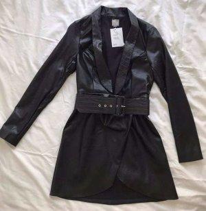 Asos Sukienka gorsetowa czarny