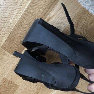 Sexy & bequeme (!!) Steve Madden Plateau High Heels