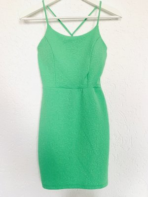Charlotte Russe Cocktail Dress pale green-mint