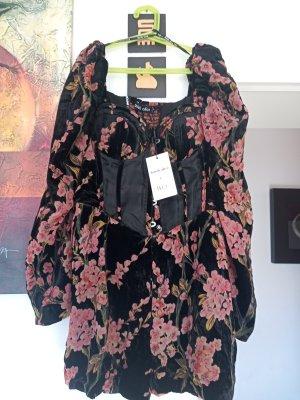 Lavish Alice Kurzer Jumpsuit black