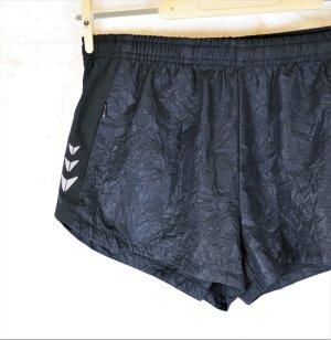 Sexy Damen Sport Schwimm Shorts Crivit Größe 40 M Schwarz Crash kurze Hose sportliche Hot Pants