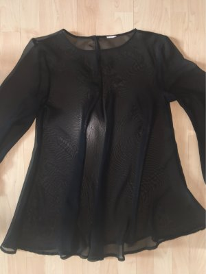 Sexy durchsichtige Bluse