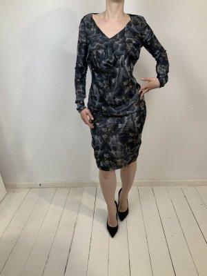 Sexy Elegant Kleid 32/34 100% Seide