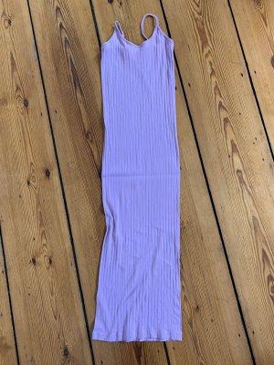 sexy Fliederfarbenes Mads Norgaard Kleid Stretch-Dress Schlauchkleid