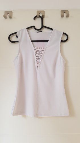 Guess Camisole wit-goud