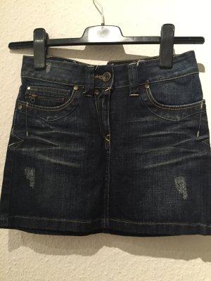 Sexy Jeans Minirock von Tom Tailor Denim
