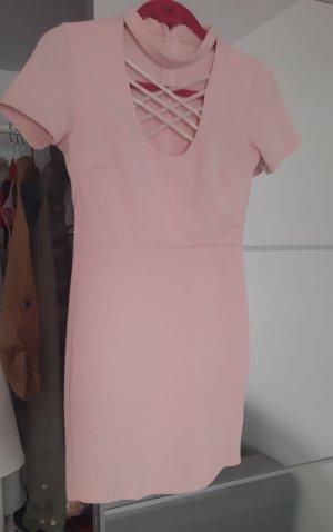 1.2.3 Paris Midi-jurk lichtroze-roze