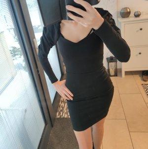 sexy kleid H&M mit Puffärmel 34 Neu