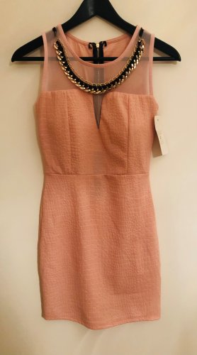 Sexy Kleid in Rosa, Made in Italy <3