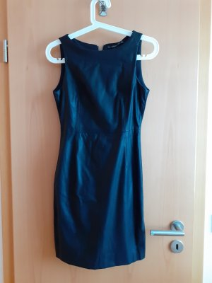 Zara Leather Dress black
