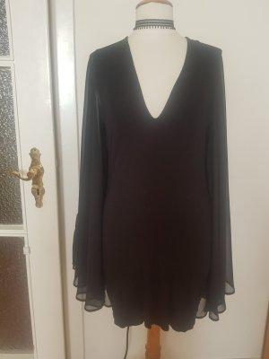 Gina Tricot Robe stretch noir