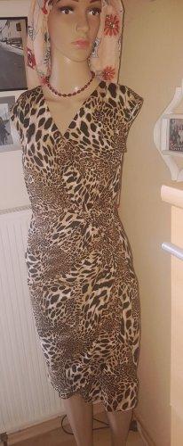 Sexy Leopard Kleid 36