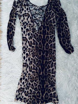 Sexy Leopardenkleid Zara