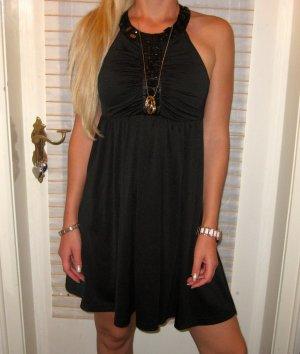 Sexy Lipsy Kleid Gr. 34/XS schwarz Cocktailkleid Silvester Weihnachtsfeier Party