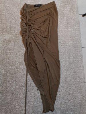 NAANAA London Maxi Skirt bronze-colored