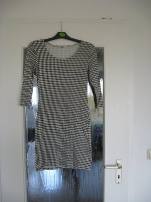 Sexy Mini-Kleid im Karo-Look