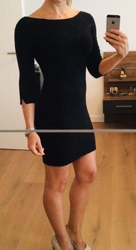 Alice + Olivia Mini-jurk zwart Polyester