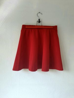 FB Sister Skaterska spódnica ciemnoczerwony-ceglasty