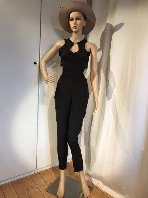 Sexy Overall, schwarz. 36