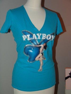 °°°Sexy PLAYBOY Shirt,Neu, M, USA, Rückenfrei°°°